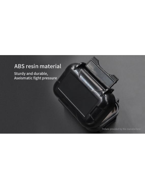CCA Portable Waterproof Protective Earphones Hard Carrying Case Storage Box