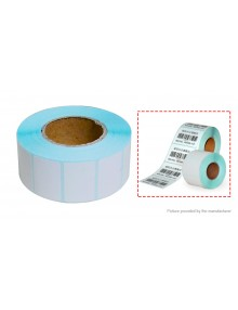 30*20mm Printing Label Bar Code Thermal Adhesive Paper Sticker (1100pcs)