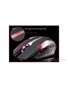 AZZOR D9 2.4GHz Wireless Gaming Mouse