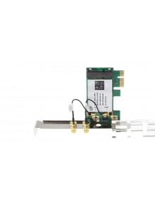 As-Is PCI-E 1X 16X Dual Band Wireless Network Card