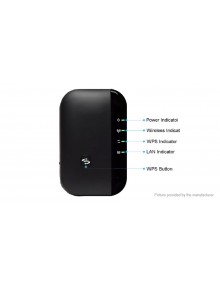 300Mbps Wifi Repeater Signal Amplifier (UK)