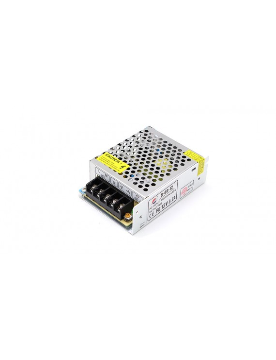 12V 3.2A Regulated Switching Power Supply