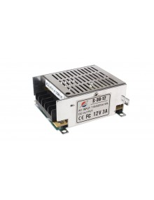 12V 3A Regulated Switching Power Supply