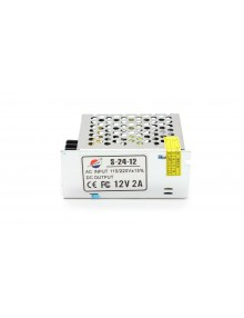 12V 2A Regulated Switching Power Supply