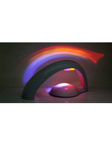 2-Mode Rainbow-in-Room 7-LED Amazing Rainbow Projector